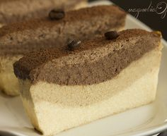 Sernik Caffe Latte - przepisy z myTaste Healthy Sweets, Cheesecakes, Vanilla Cake, Ale, Good Food, Cooking Recipes, Pudding, Bread, Baking