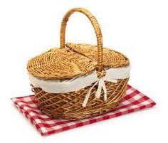 Image result for picnic basket