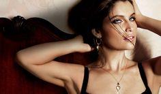 Leatitia Casta for Dolce & Gabbana INTENSE Love her look, beautifully femme fatale <3