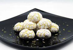 Galletas de limón craqueladas, un vicio confesable