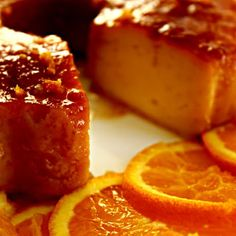 Pudin de laranja