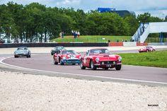 #Ferrari en piste au Grand Prix de l'Age d'Or. #MoteuràSouvenirs Reportage complet : http://newsdanciennes.com/2016/06/06/jolis-plateaux-beau-succes-grand-prix-de-lage-dor-2016/ #ClassicCar #VintageCar
