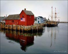 Motif #1, Rockport, Massachusetts