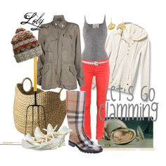 Let's Go Clammin', created by lolygro.polyvore.com