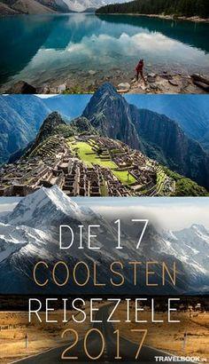 """Es gibt Reise-Rankings fast jeder Kategorie: der teuersten, günstigsten, beliebtesten, schönsten Reiseziele der Welt. Die britische Ausgabe des """"National Geographic Traveller"""" hat nun eine weitere Liste erstellt: der 17 coolsten Reiseziele und Länder für 2017. Wer ganz vorne landete und welche deutsche Stadt es ins Ranking schaffte"""