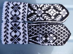 Bundingen: Tilbehør for damer Drops Design, Mittens, Pot Holders, Tweed, Knitting, Rose, Gloves, Threading, Fingerless Mitts