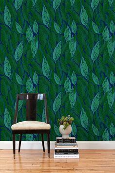 Nana (Jungle) Removable Wallpaper Tile | Hygge & West