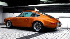 Good color, nice 964 backdate. 1989 Carrera 3.6 backdate
