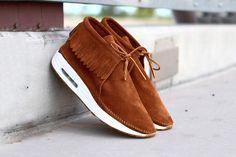 I need these - Nike Air Max 1 Moc Hybrid Custom