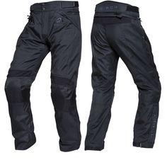 Clothing, Shoes & Accessories Men's Clothing Energetic Richa Rain Warrior Over Trousers Waterproof Motorcycle Bike Pants Jeans Black