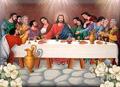 Vidas Santas: La Ultima Cena