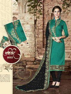 Salwar Kameez Suit Pakistani Indian Anarkali Ethnic dress Bollywood Designer new…