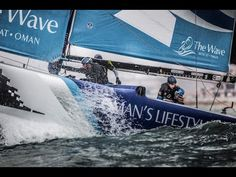 Extreme Sailing Series™ Muscat - Day two - The Danes take control