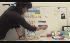 dyslectie tip letters kleuren, woorden bouwen, mi