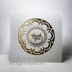 Want simple and elegant cards? The Eastern Palace Suite is for you! | Linda Higgins | Bloglovin'
