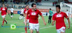 Gol del Real Murcia