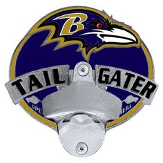Baltimore Ravens NFL Tailgater Hitch Cover