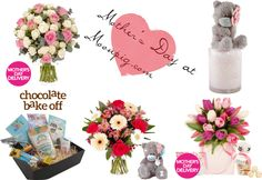 Enter to win this beautiful Sparkling Rose Hamper from Moonpig Mothers Day Delivery, D Day, Xmas, Christmas, Giveaway, Competition, Projects To Try, Place Card Holders, Easter