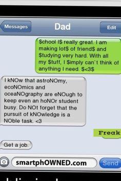 Doing it right! Hahahahahahaha