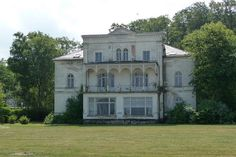 Heiligendamm, Germany - abandoned mansion by schwammerl, via Flickr