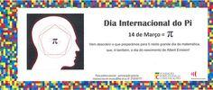 Oficina do Dia Internacional do Pi | 14 de março| www.fpc.pt