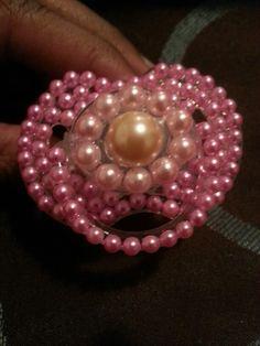 Baby Pearl Pacifer how cute