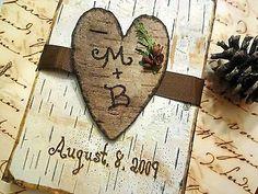Eco-Friendly-Custom-Rustic-Birch-Bark-Journal-Wedding-Guestbook