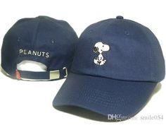 2017 Cartoon Snoopy Peanuts Snapback Hat Trucker Visors Cap LOVE figureBird  fish Embroidery Comic Baseball Hats Bone Golf Hat Gorras Chapeau 7e924ae61100