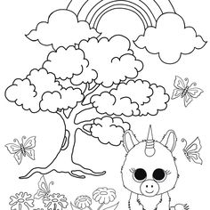 Pikmi Pops Coloring Page! Click the picture to go to the