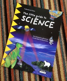 The Little Guide to Science - review and giveaway - Over 40 and a Mum to OneOver 40 and a Mum to One