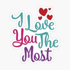 Romantic Love Images, Romantic Quotes For Him, I Love You Quotes, Love Yourself Quotes, Quotes Gif, Dope Quotes, Cute Laptop Stickers, Love Stickers, Diy Mini Album