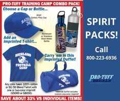 Package Deal, Personal Fitness, Get One, Sport Outfits, Packing, Spirit, Popular, Big, Free
