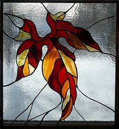 glass work: stained glass