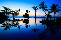 Photograph Labuan Bajo Reflection by Loïc Lagarde on Places Around The World, Around The Worlds, Places To Travel, Places To Visit, Komodo Island, Labuan, Tropical Paradise, Heaven On Earth, Dream Vacations