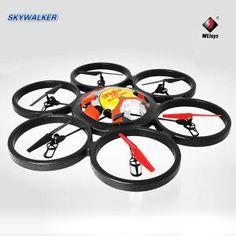 Wltoys V323 2.4GHz 4CH 6 Axis Gyro RC Quadcopter Headless Mode RTF