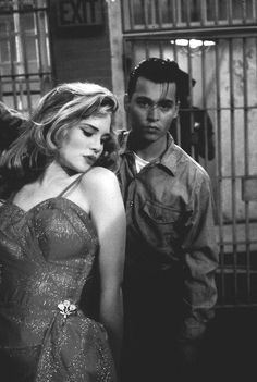 Cry Baby Johnny Depp Greaser Fashion