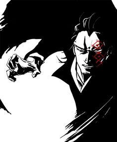 Dear One Piece stop breaking my heart in so many • dumatree:   Dragon Claw  Monkey D. Dragon
