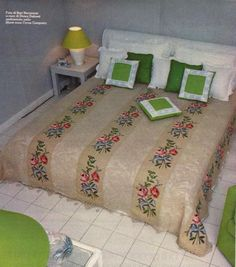 I want to buy this bed cover s Double Duvet Covers, Bed Covers, Linen Bedding, Bedding Sets, Sheet Curtains, Bed Cover Design, Designer Bed Sheets, Crochet Bedspread Pattern, Zara Home Collection