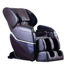 Relax with the new Shiatsu Zero Gravity massage chair. Enjoy while the 8 massage points inside the back rest continuously massage from your neck to your thighs. It even includes shoulder, seat, forearms, hands, feet and under the feet massages.