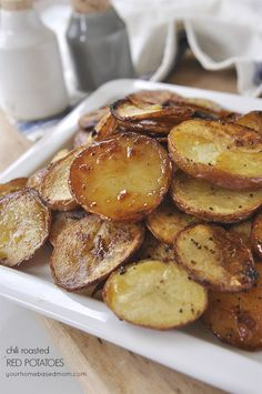 Chili Roasted Red Potatoes Recipe - Delicious Side Dish for Family Dinners