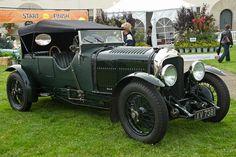 Bentley Le Mans 45 Litre Special