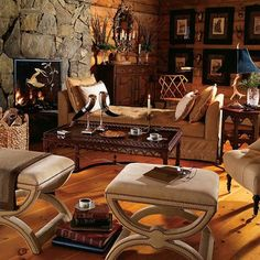 lodge inspired decor on pinterest lodges hunting rooms and antlers