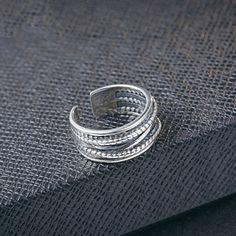 Inel din argint Fashion Strings