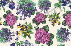 Tassotti - Paper Violette Multi-use decorative paper for cardboard articles, origami, découpage, gift wrap 85 gr