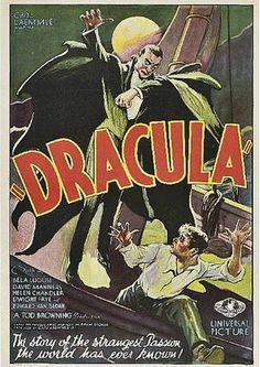Poster Drácula
