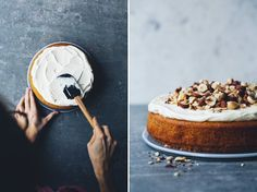 The first time I heard about parsnip cake was only a month ago. I did a photo job for a Swedish bakery and they wanted a photo of a parsnip cake as it, apparently, is a classic Swedish dessert. I h...