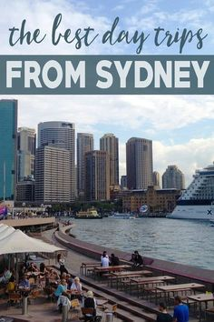 As much as you love Sydney, or are excited for your next trip there, you may want to get out of the big city and explore. Australia is home to some of the most diverse wildlife and landscapes in the world, so don't limit yourself—rent a car and hit the road. Here are the best day trips from Sydney!