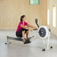 Concept 2 Model D (PM5) Rowing Machine - Fitness Health   - 2
