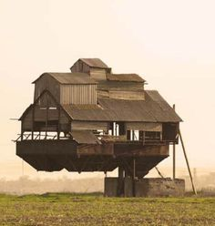 crazy houses | ... ideas to build your incredible crazy house ? Look at these images