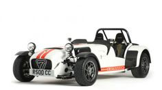 With over 50 years of success, Caterham is one of the most highly regarded lightweight sports cars ever built.